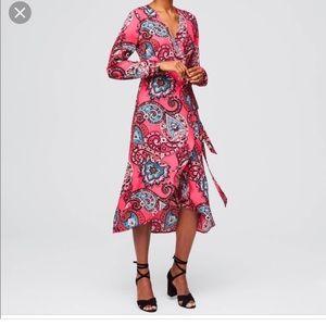 LOFT wrap dress